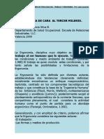 LA ERGONOMIA DE CARA AL TERCER MILENIO.doc