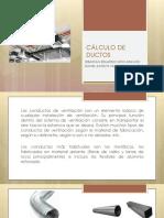 Calculo de Ductos Ll-1