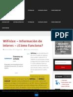 Wifislax – Información de Interes - ¿Cómo Funciona_ - Mis SO