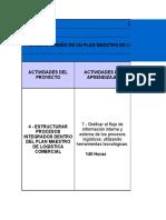Cronograma de Evidencias-Fase II-Proyecto 4-Aprendizaje 7