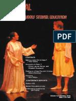 Journal for Waldorf-Rudolf Steiner Education Vol_12-2_Oct 2010