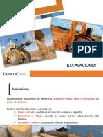 Unidad 2 - 3 Excavaciones
