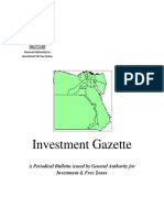 Investment Gazette
