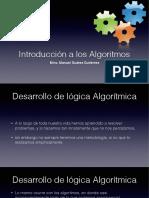Tema1.Introduccion a Los Algoritmos