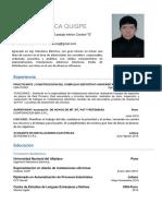 Comunicacion 4g.p El Sustantivo Lima Sur