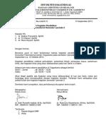 050 Pemberitahuan Kuliah Sem 1 Periode 2 Th 2013