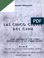 Mascelli, Joseph - Las Cinco Claves Del Cine