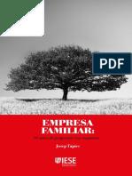 Libro - EmpresaFamiliar, 30 Años de Preguntas y Respuestas