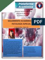 Ejericios Patología Especial