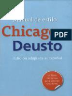 Manual de Estilo Chicago Deusto Cap 2 3-5-13!14!15