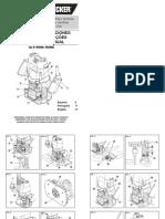 Black & Decker Rp250k_manual