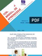 Conductas Basicas de Aprendizaje-2