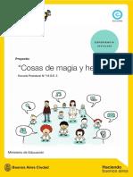 1 a 6 Poesia Orientaciones Didacticas Para Biblioteca Personales 2da Entrega