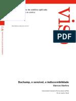 Duchamp, o sensível, a indiscernibilidade.pdf