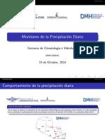 Precip Diaria Boletin Oct-14