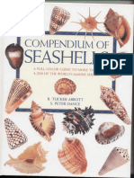 Compendium of Seashells by S. Peter Dance Text
