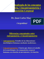 14 Antropometria y Composición Corporal