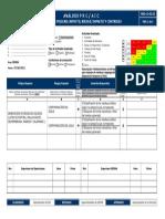 AIC-RRSS Mantenimiento de Infraestructura Para Manejo de Residuos (Segregación, Disposición Temporal y Final)