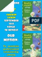The Battle of Chicken Licken
