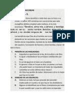 BENEFICIOS PARA RECORDAR.doc