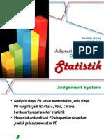 KS_Judgement System PD (Statistik)_presentase