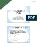 04-Ecuaciones de Estado