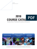 Oil and Gas Training Course Catalog 2018 v2