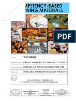 1 Prepare and Produce Bakery Products
