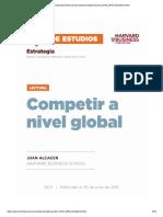 Core - Competir a Nivel Global