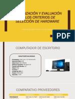 Socialización y Evaluación de Los Criterios de Selección-sena