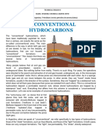 Unconventional Hydrocarbons