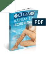 Cura Rapida de Fascitis Plantar PDF Gratis (1)