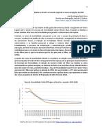 A transição da fecundidade no Brasil e no mundo segundo as novas projeções da ONU