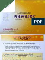Polvolide Demo Formulas and Information