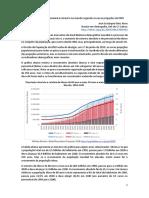 Envelhecimento populacional no Brasil e no mundo segundo as novas projeções da ONU