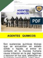 AGENTES  QUIMICOS