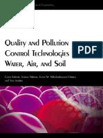 calidad y contaminacion