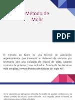 Método de Mohr