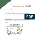 Oil Sampling Instructions