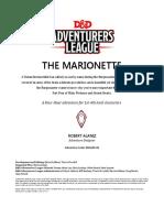 DDAL4-04 the Marionette