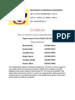 DEPARTMENT OF MECHENICAL ENGINEERING REPORT.docx