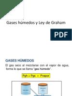 gases húmedos