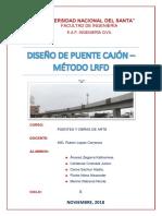 Puentes Tipo Cajon