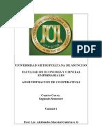 Unidad 1_Administracion de Cooperativas