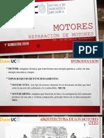 1 Reparación de Motores