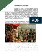 Resumen Inavasion Española