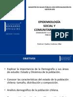 Clase 1. A Demografia y Dinamica de la Población