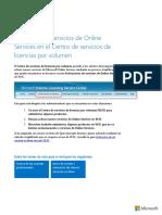 Activate Online Services VLSC Es ES