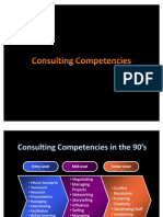 Consulting Competencies Ppt