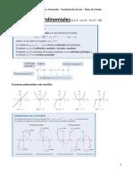 3.2-3.4 Funciones Polinomiales
